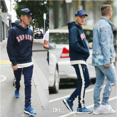 2019 2017 Newest Hip Hop Justin Bieber Fifth Season Retro Guard