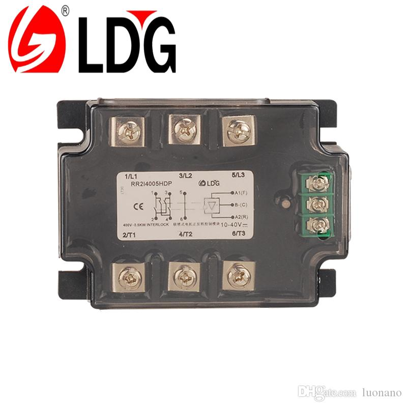 2018 Ldg Motor Reversing Solid State Relay Rr2i4005hdp Dc Ac ...