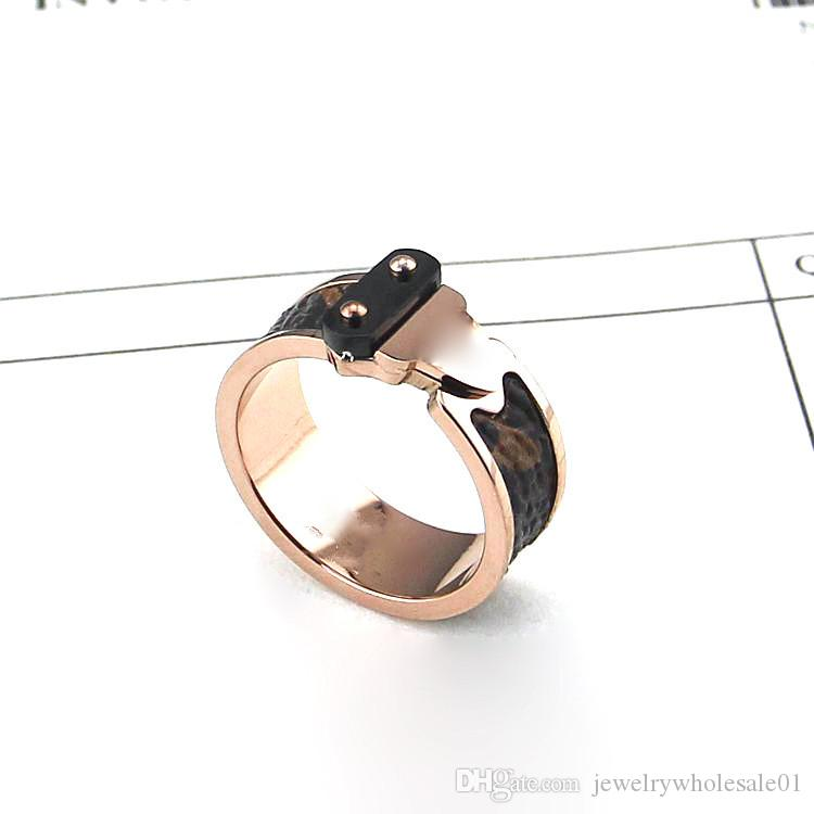Jewelry wholesale nail stick two arrow skin pattern ring 18K rose gold ring on the ring of presbyopic lovers
