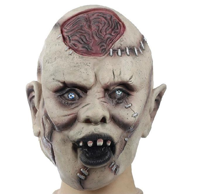 Halloween Mask Party Scary Mask Ghost Face Mask Scream Costume ...