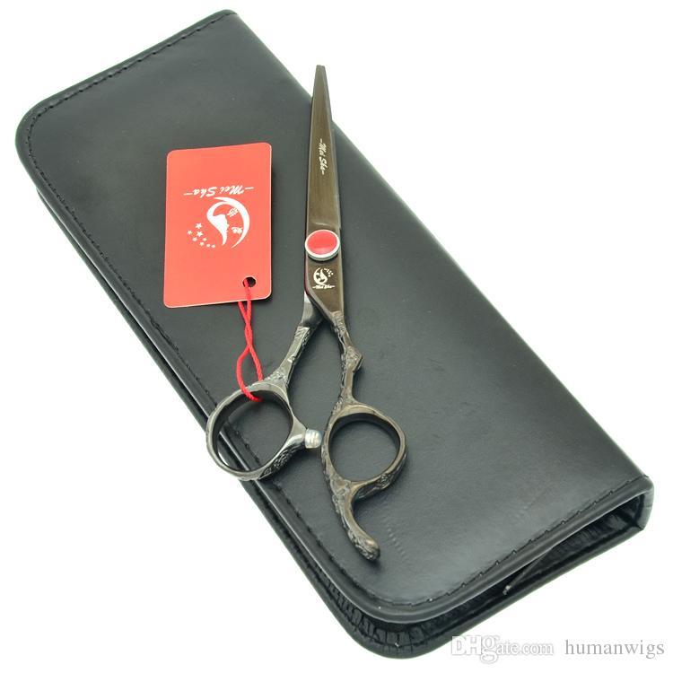 6.0Inch Meisha Hairdressing Hair Cutting Scissors Professional Barber Scissors JP440C Best Hair Shears for Home or Salon Use,HA0344