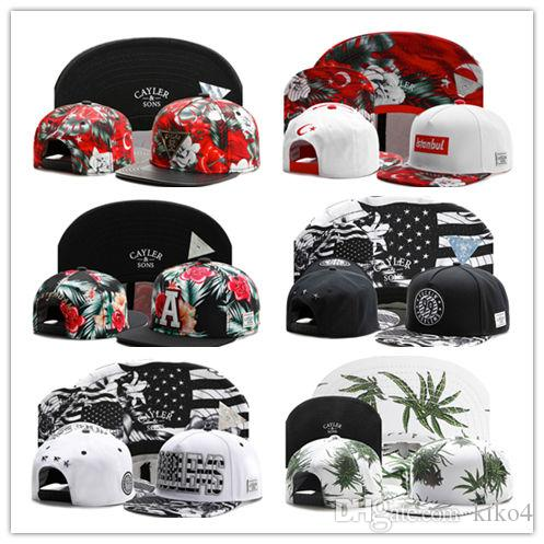 New Cayler   Sons Wl Make It Rain Snapbacks Fashion Classic Snapback Men  Women Summer Beach Sun Hat Cool Party Cap Sports Hats Hip Hop Caps Fitted  Cap ... 0f050cbd674e