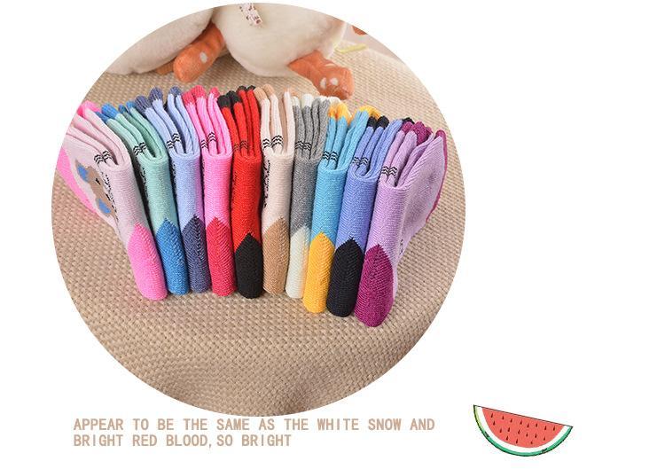 2017 calcetines de los niños nuevo bebé niño niña calcetines de verano de algodón para niños de buena calidad de algodón suave calcetines bebé caramelo color