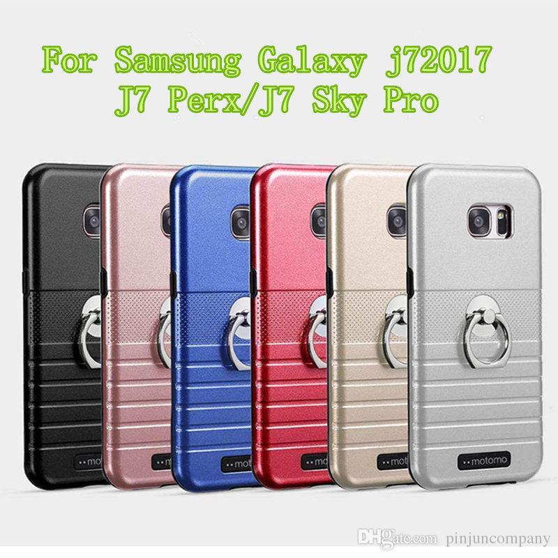 Armor Case Motomo Cover For Samsung Galaxy J7 2017 J7 Perx J7v J7sky