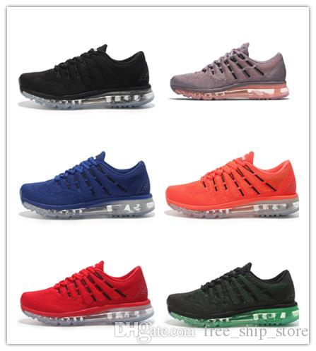 25341905b072 Wholesale New AIR Black Red Men Running Shoes Women Sports Shoes Sneakers  Cheap High Quality LOW Trainers Box Size 36 45 Best Running Shoes For Women  ...