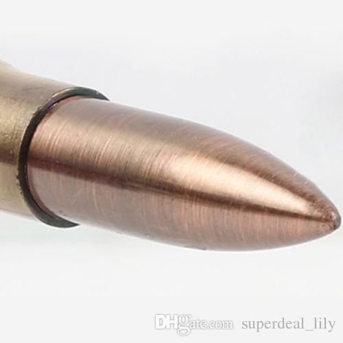 3 in 1 Mini Red Laser Pointer LED Flashlight Torch Light Ball Pen Bullet Syle Key Chain