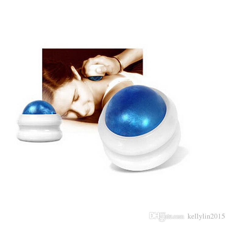 Massage Ball Back Roller Health Care Massager Pain Relief Body Secrets Manual Resin Massage Roller Relax Ball