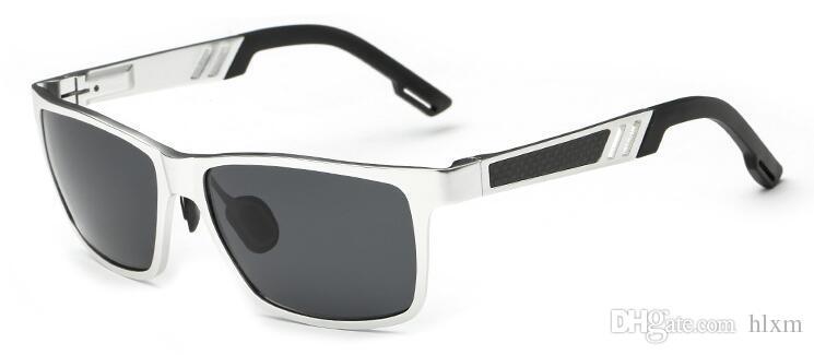 4255f315d4 Polarized Sunglasses The New Aluminum Magnesium Polariscope Men ...