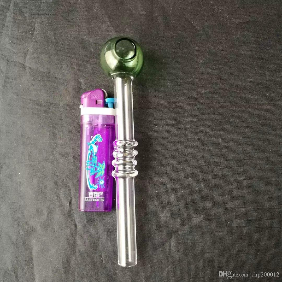 ¡Caliente! conjunta En línea Glass Water Percolator Ash Catcher Smoking Pipe Bong Accesorio dos funciones dos colores baratos Surtidos