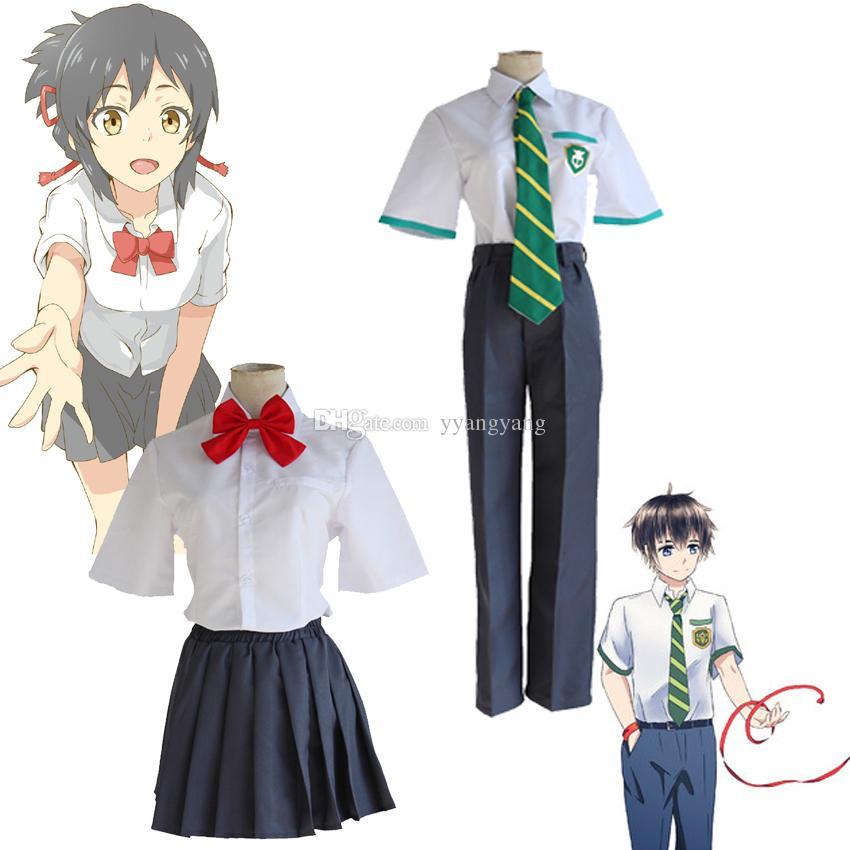compre anime kimi no na wa seu nome tachibana taki miyamizu mitsuha