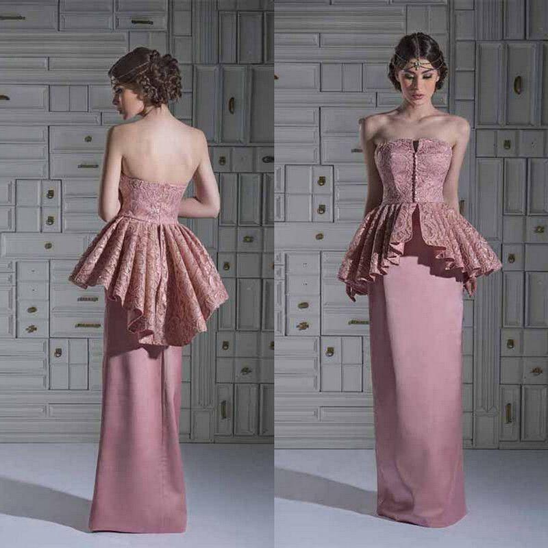 Draped Formal Dress