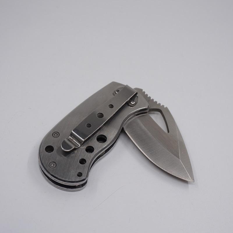 Taschenklappmesser Taktische Überlebensmesser Kampf Jagd Wandern Camping Messer Aluminium Griff Quickopening Outdoor Gear Werkzeug Beste Geschenk
