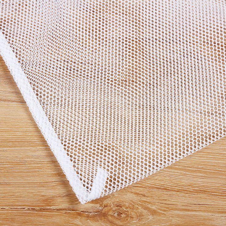 Trousse de nettoyage Nettoyage machine à laver sac de lingerie professionnelle 30 x 40 cm