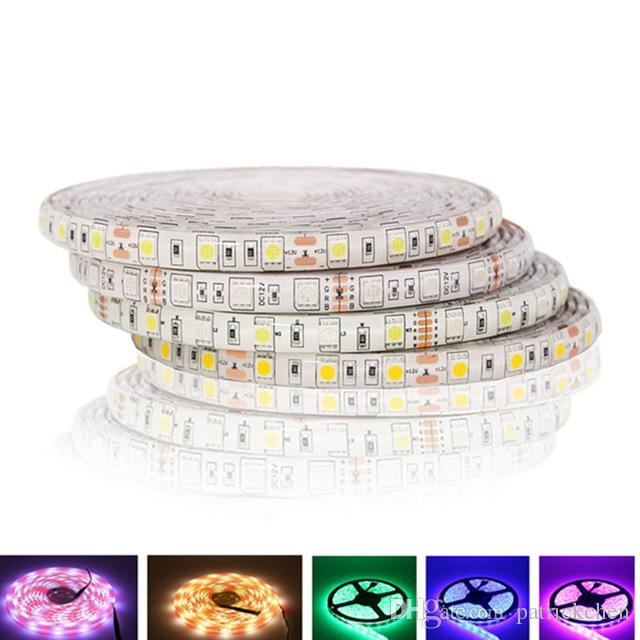 5m a roll led strip lights 5050 2835 smd warm white red green blue 5m a roll led strip lights 5050 2835 smd warm white red green blue rgb flexible 5m roll 300 leds ribbon waterproof non waterproof strip lighting led aloadofball Image collections