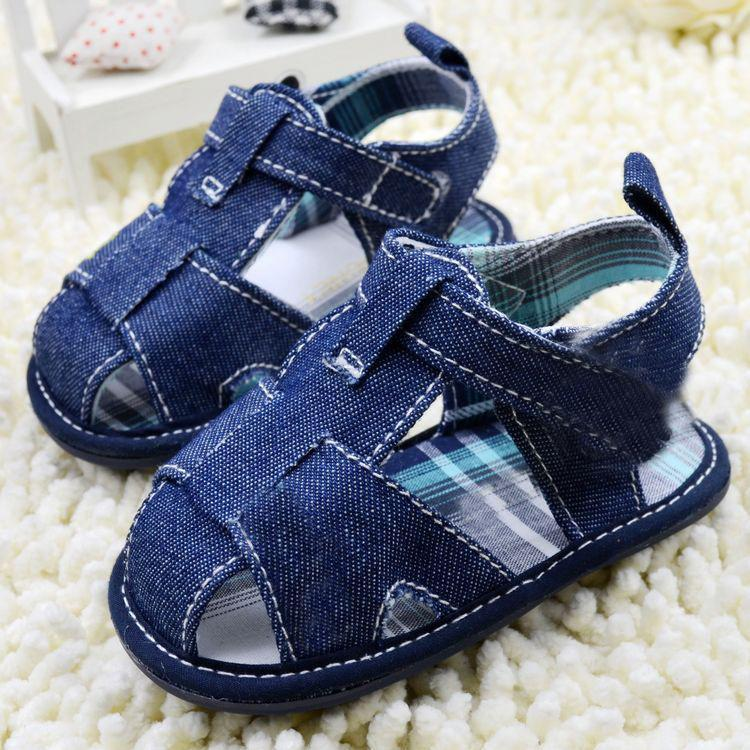 2019 Jean Style Newborn Baby Shoes Boy Girl Kid First Walkers Infant Cozy  Soft Toddler Shoes From Heathera 047dfad9c37e