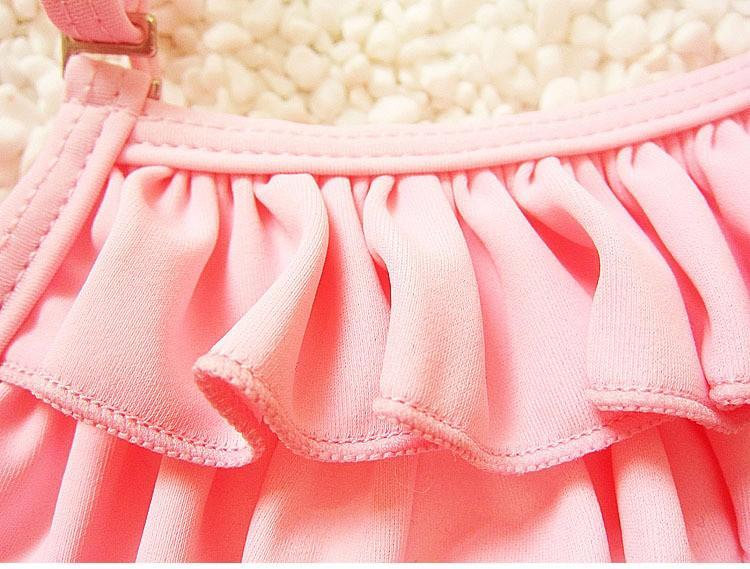 أطفال ملابس الفتيات اثنين من قطعة ملابس السباحة طفل مع ذيول حورية البحر كشكش للأطفال بيكيني طفلة الفتيات الصغيرات تسبح الدعاوى