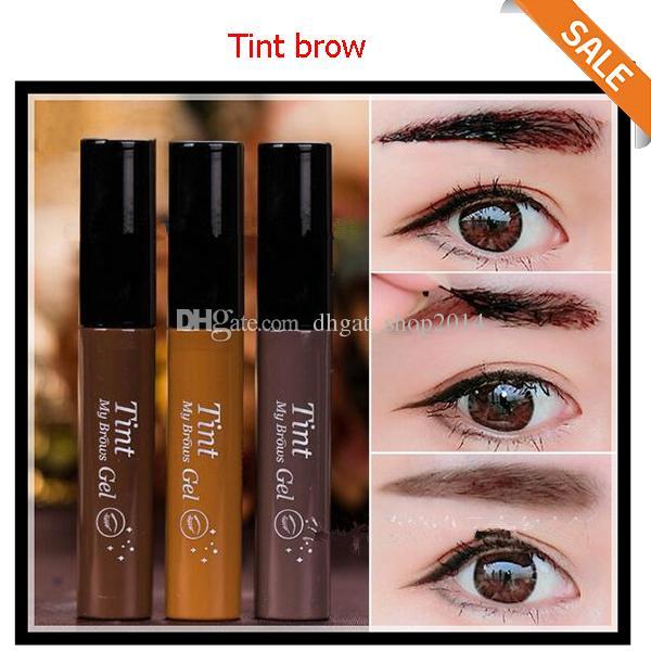 Tint Brow Gel Eyebrow Cream Long Lasting Waterproof Makeup Eyebrow
