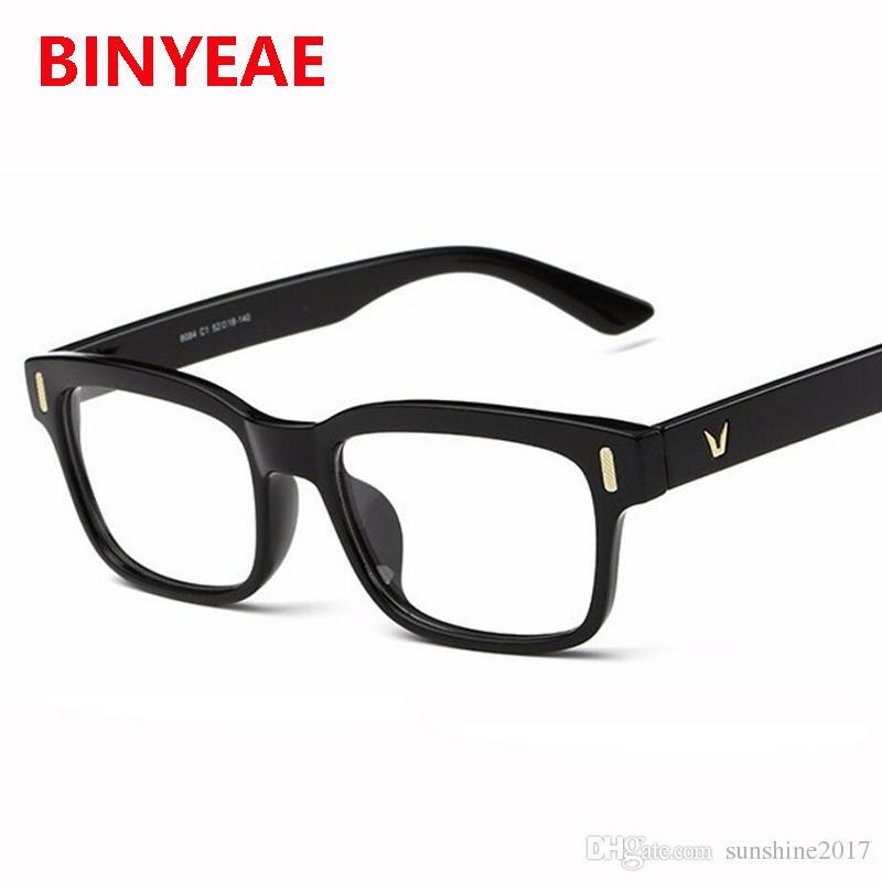 Men Eyeglasses Frame Optical Glasses Eyeglass Frames Brand Designer ...