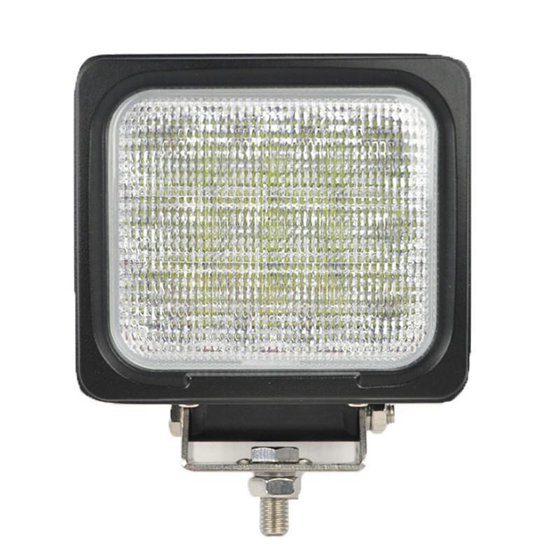 "DHL 5"" 60W CREE Chips LED Driving Work Light Square Shape 12LED*5W Offroad SUV ATV Spot Pencil / Flood Beam 6000LM 9-32V Super Bright"