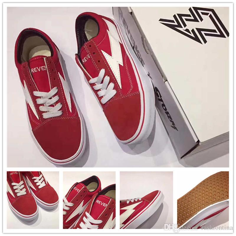 1f964291e1d940 2017 New Revenge X Storm Black Casual Shoes Best Footwear Ian Connor ...