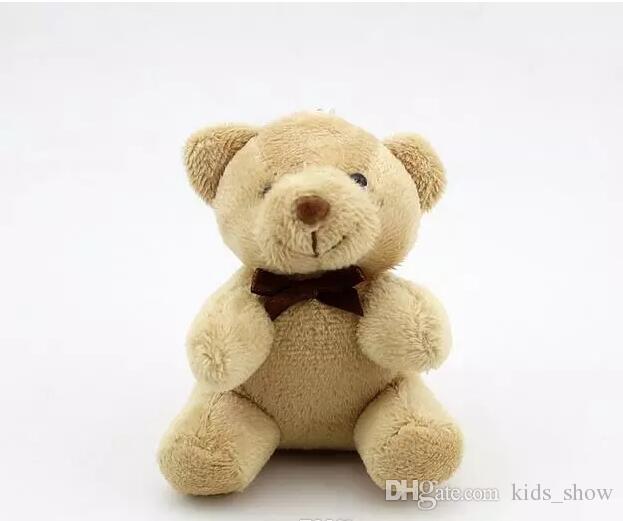 heißer neuester Teddybär angefüllter Plüsch spielt angefüllte Spielwaren des Teddybären Hochzeitsgeschenk-Teddybären Keychain