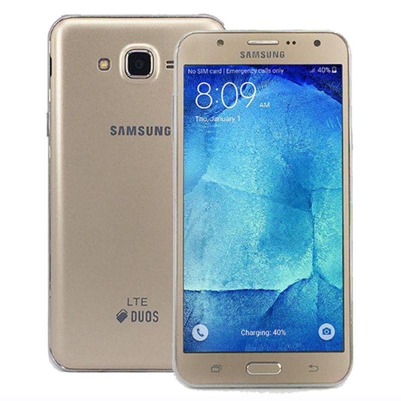 Refurbished Samsung J7 J700t J700f J700fn Single Sim Dual Sim 4g Lte