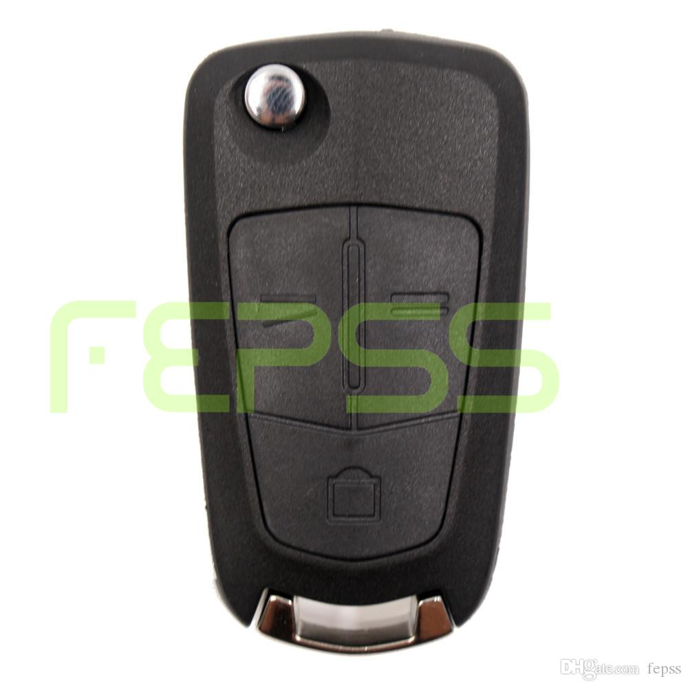 Nuovo pulsante Remote Key Fob 3 433Mhz PCF7946 Opel Vectra C Signum di Vauxhall