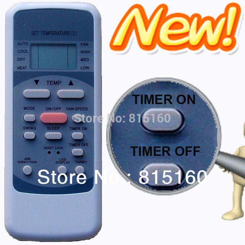 78b767f948d Wholesale- Original Midea Split & Portable Air Conditioner Remote ...