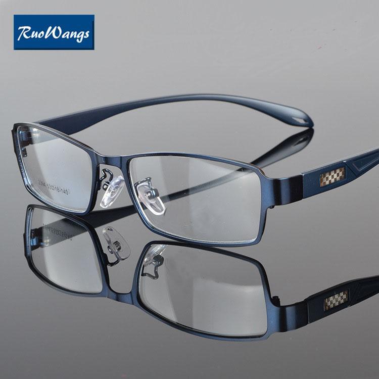 746c88b56db Wholesale- RuoWangs Eyewear Farmes Men Eyeglasses Frame Women ...