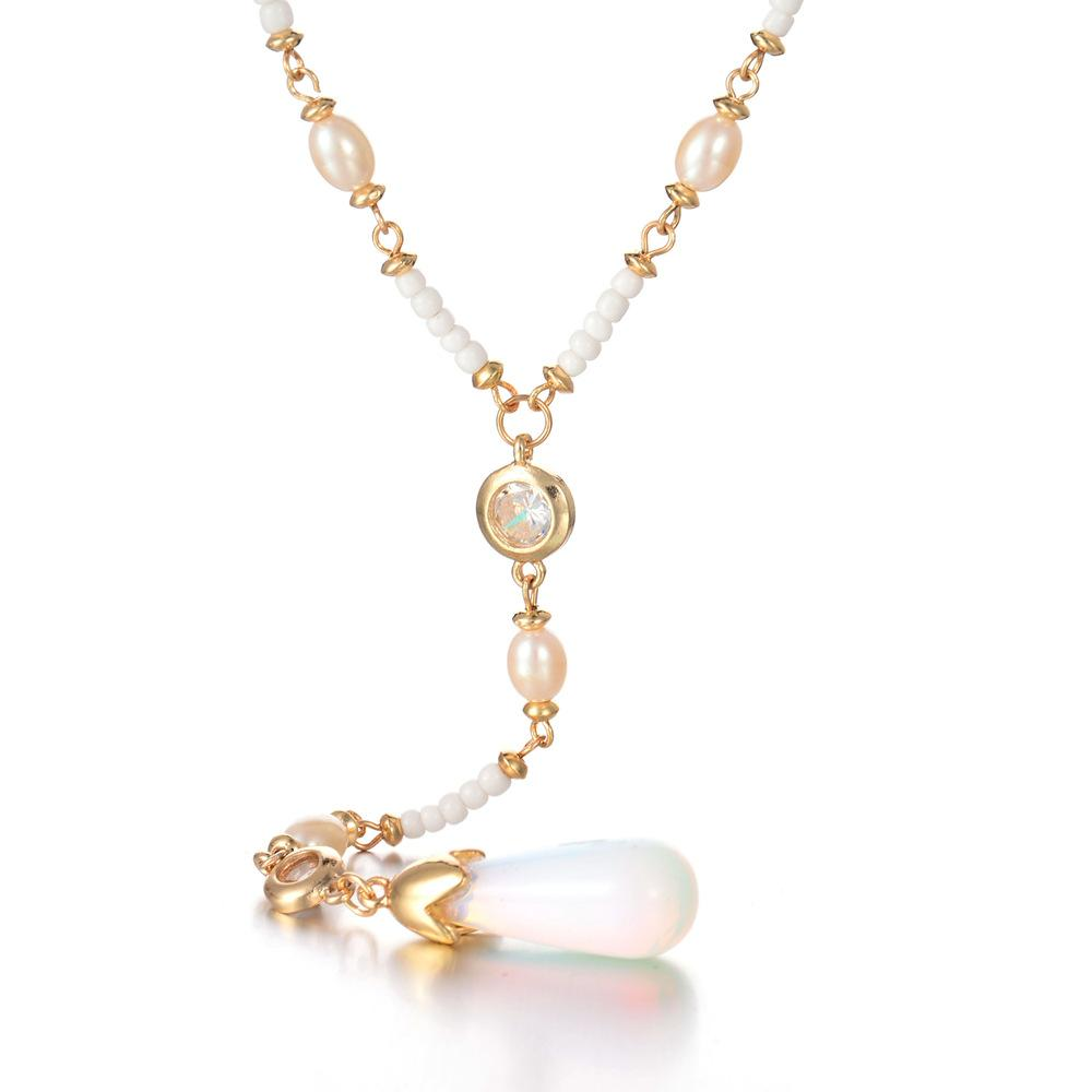 Jewelry & Accessories Independent 10pc Mixed Style High Quality Gold Plate Stainless Steel Necklace Fashion Jewelry