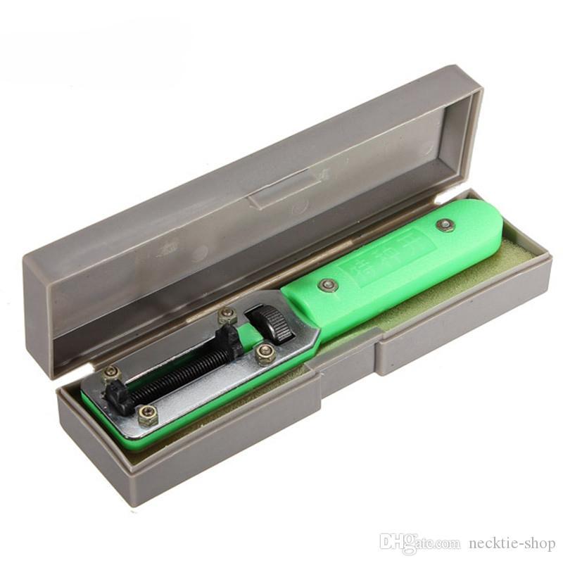 Cas de la montre couvercle arrière ouvreur clé Remover outil de réparation montre outil de réparation Kits durable meilleure promotion