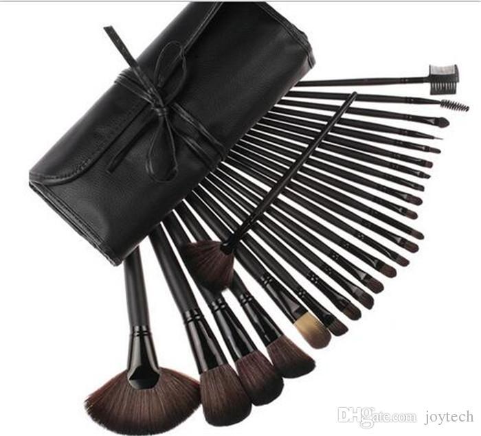 Pinceaux de maquillage professionnel 3 couleurs Maquillage Brush Sets Pinceau de cosmétiques Set Pinceaux de maquillage maquillage pour vous brosse