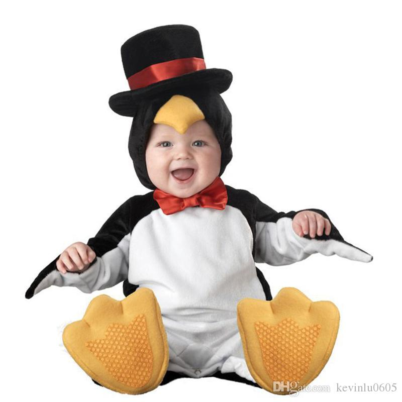 2018 incharacter h1001 baby christmas costumes penguin costumes halloween christmas easter cute from kevinlu0605 3418 dhgatecom
