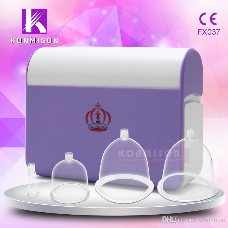2018 home use vibration electro breast massage machine rechargeable