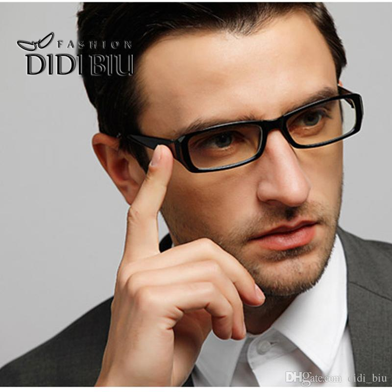 2019 DIDI Radiation Protection Anti Blue Glasses Women Men Anti Fatigue Eyeglasses  Computer Game Rectangle Prescription Eyewear Frames Culos H151 From ... 5db146bc4ed