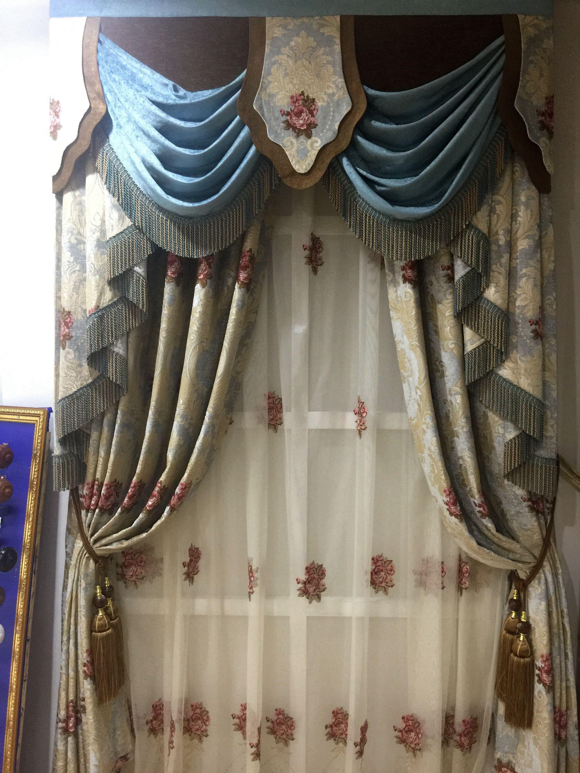 Großhandel New Arrical Chinese Of European Style Fenster Shade ...