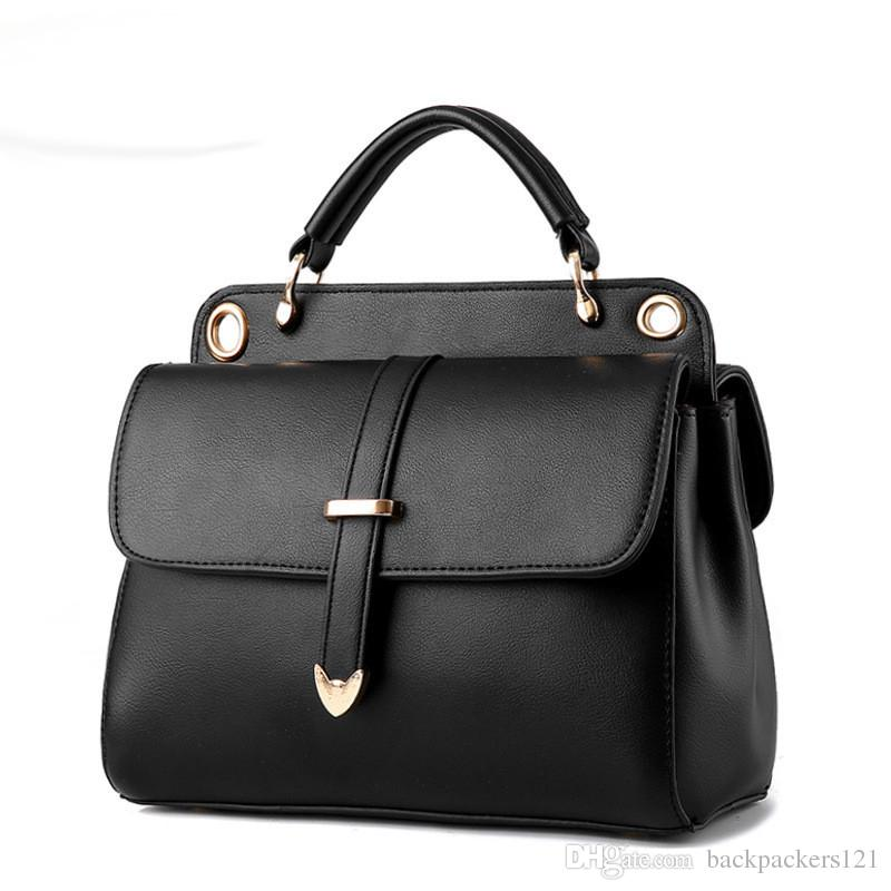 cb2dd03ea8 ... Solid Messenger Bags Famous Women Gifts for Brand Crossbody Shoulder Bag  For Ladies Bags Online with  43.12 Piece on Backpackers121 s Store