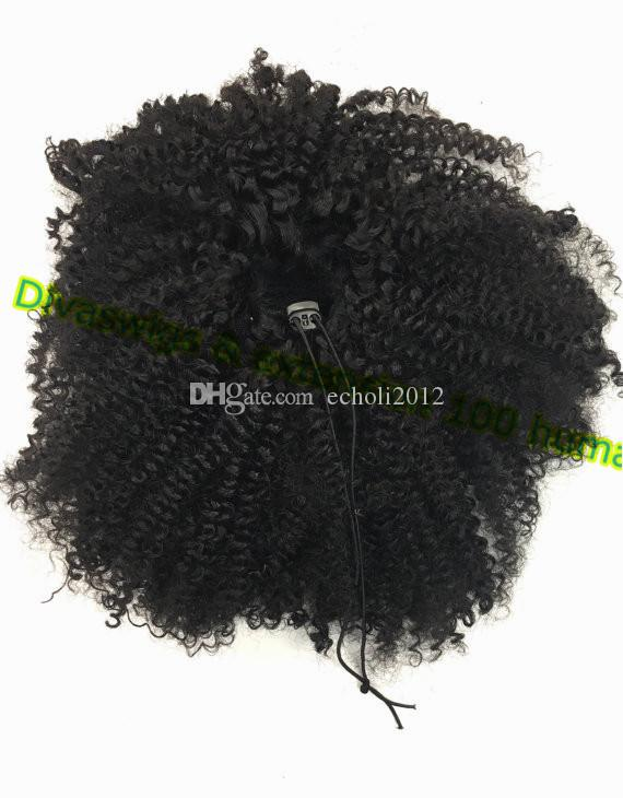 dora zhang natural hair extensions online cheap one piece arfo kinky curly wet wavy weave remy ponytail natural hair