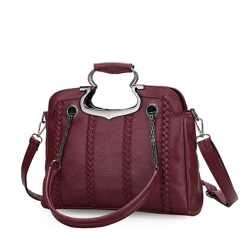 cd2d7bce6ca Hot Style Ladies Handbags 2016 New Tide Compiled Women Handbag Fashion  Handbag Sheepskin Leisure Single Shoulder Bag Red Handbags Ivanka Trump  Handbags From ...