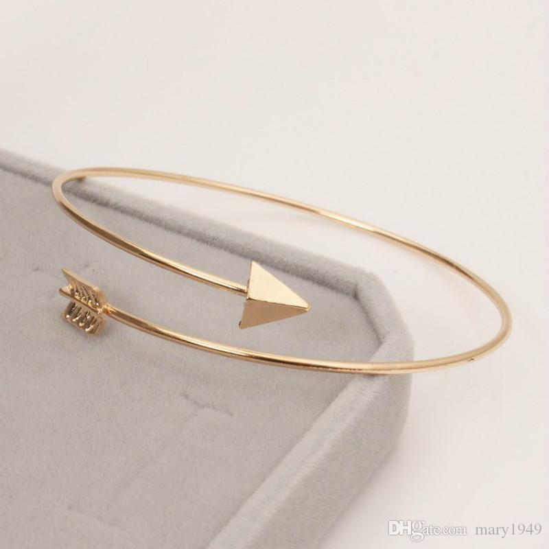 pin sterling it slim shoot arrow silver jewelry bracelet