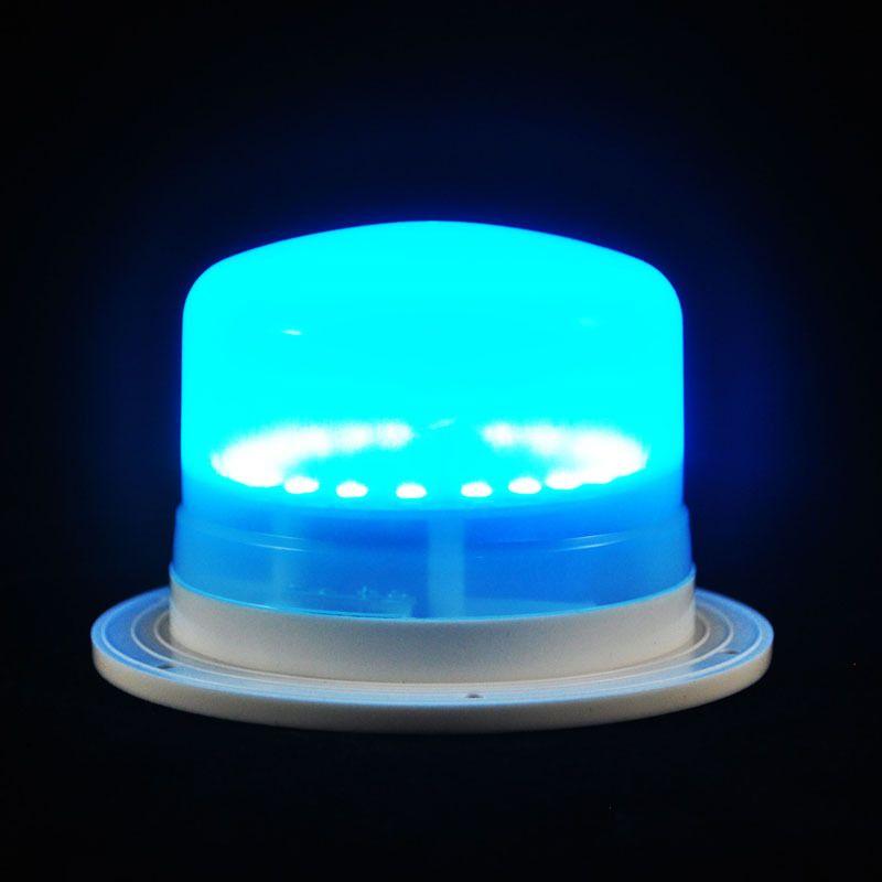 Nouveau LED Mobilier Éclairage Batterie Rechargeable Led Ampoule RVB Télécommande Étanche IP68 Piscine Lumières
