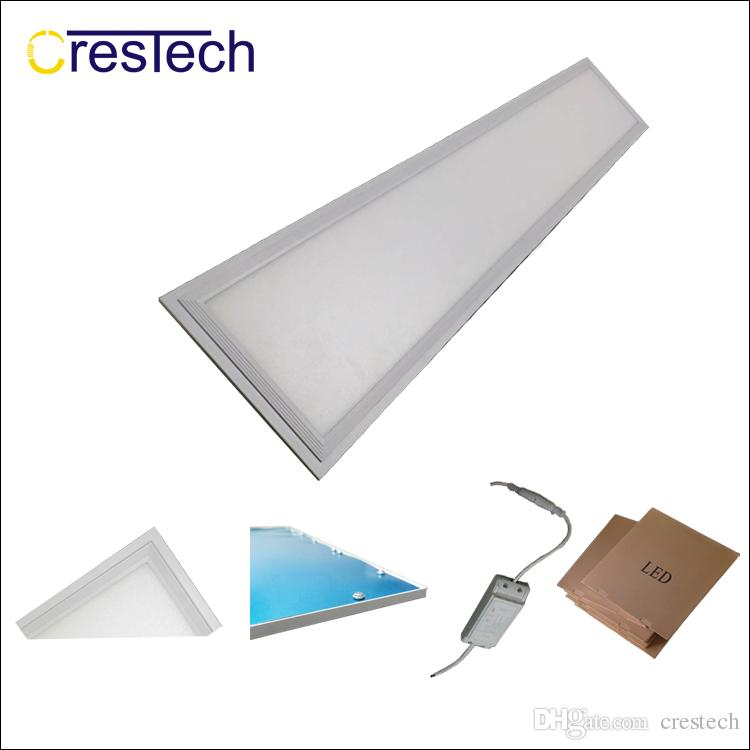 Popular 2018 2ft 4ft Led Panel Lights 60w 72w Led Ceiling Lamp Indoor Lighting Home fice Kitchen Bathroom Using 6063 Aluminum Housing From Crestech Modern - Beautiful indoor lighting Beautiful