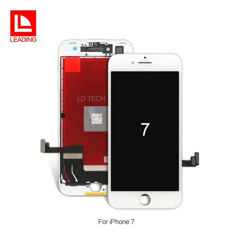 1 stück lcd display für iphone 5s 6 6 plus 6 s 6 s plus 7 7 plus 8 8 p mit touchscreen digitizer assembly