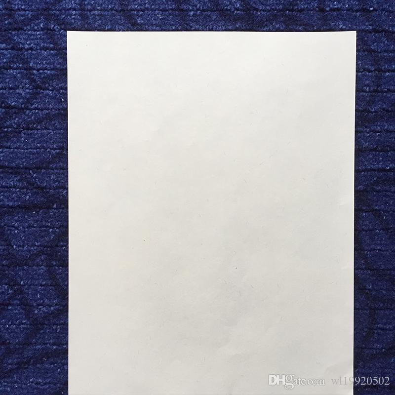 feuilles de papier de qualité supérieure différentes poids couleur 75gsm-90gsm poids