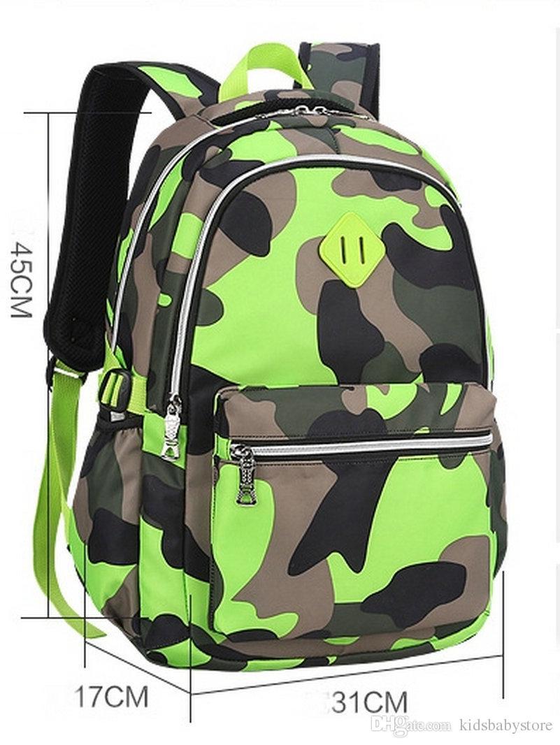Sacchetto di spalle borsa computer borsa zainetto scuola computer zaino da viaggio bambini ragazze ragazze dei ragazzi