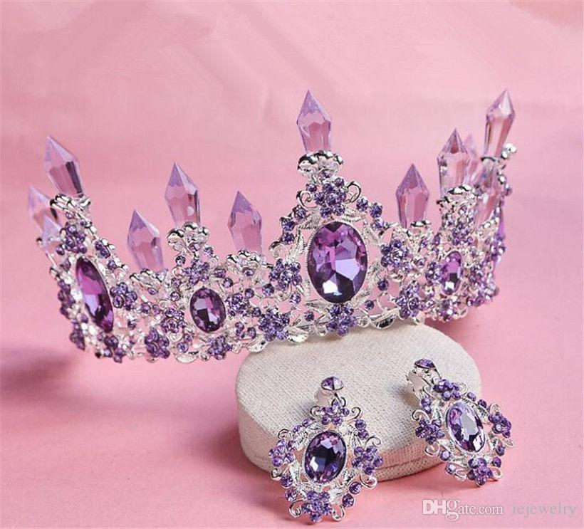 Image result for purple tiara