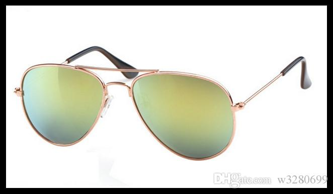 Yansıtıcı çocuk cam güneş gözlüğü ile 2017 yeni modeller güneş gözlüğü gözlük üreticileri doğrudan satış