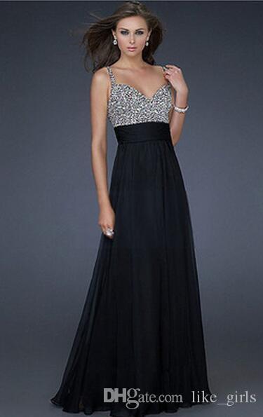 Yüksek kalite Kadın yaz yeni moda derin V sapan elbise payetler ve elbiseler LX019