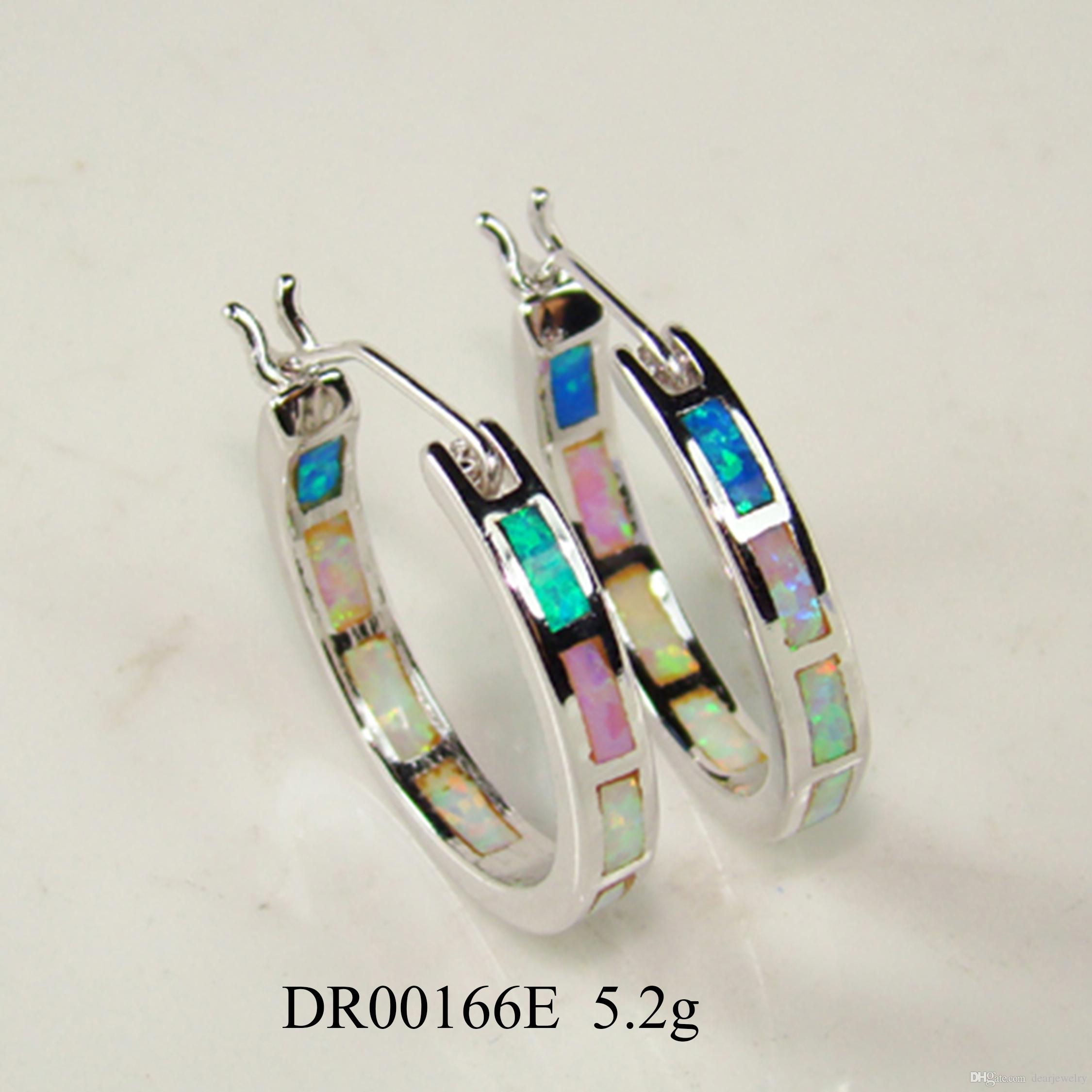 fire sterling blue earrings zoom il fullxfull vela silver stud opal listing