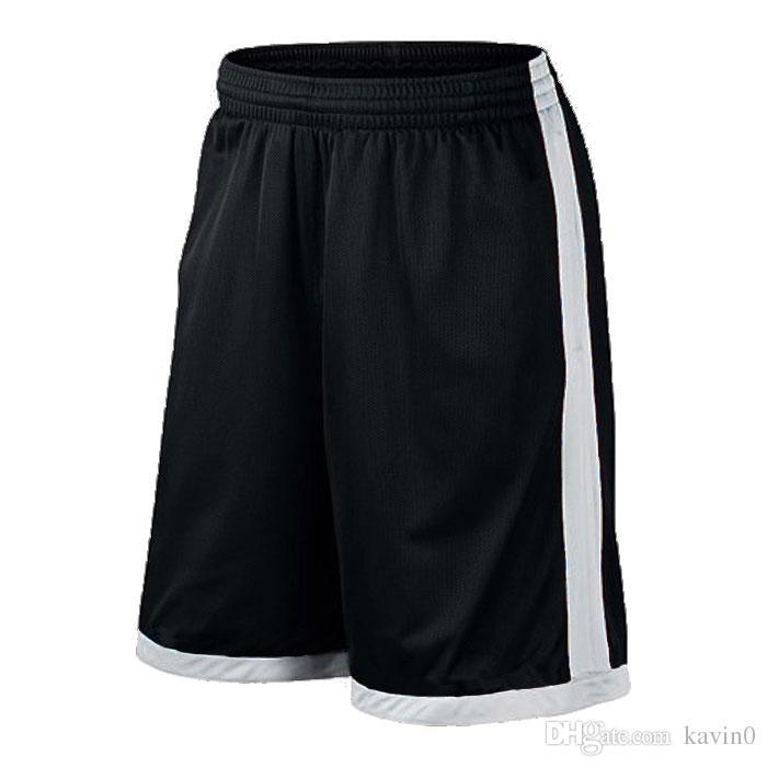 NEU 2018 Sommersport Basketball Sport GYM Garage Shorts Männer Laufen Trainingsshorts schnell trocknende Fitness Joggen Warm-Up-Shorts